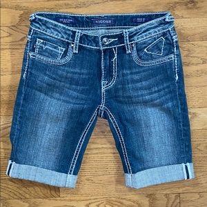 Vigoss Denim Shorts - New w/o tags